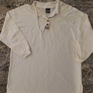 VINTAGE RARE Italian Club Men's Shirt M/L